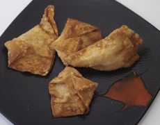 Fried Wantan